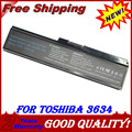 JIGU Батареи Ноутбука Для Toshiba PA3634U-1BAS PA3634U-1BRS PA3635U-1BAM PA3635U-1BRM PA3638U-1BAP PA3816U-1BAS PA3816U-1BRS