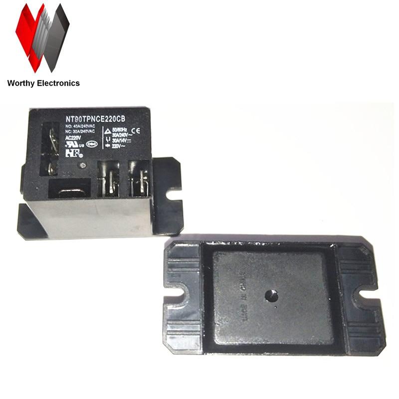 wholesale 10PCS lot Relay 220VAC NT90TPNCE220CB