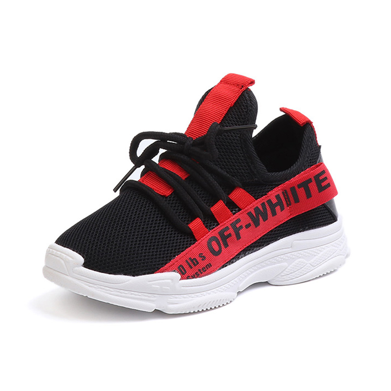Mudibear Kids Shoes Boys 2018 New Spring Children Shoes Girls Soft Running Tennis Sneakers School Breathable Casual Sneakers Boy