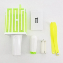 Stick-Lamp Stationery-Set Nct Kpop Gift Music LED Fans Aid-Rod