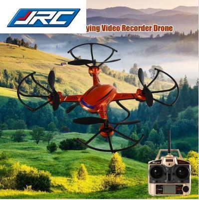 JJRC H12CH 4CH 2.4G RTF 6 Axis Gyro Air Press Altitude Hold with LCD HD Camera Enjoy Outdoor Indoor RC Quadcopter Christmas Gift jjrc rc helicopter 2 4g 4ch 6 axis gyro rc quadcopter rtf air press altitude hold with lcd hd camera rc drone dron hover copters