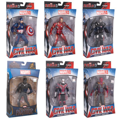 font-b-avengers-b-font-4-marvel-18cm-captain-iron-man-spider-man-action-figure-pvc-model-with-original-box-for-children-birthday-gifts