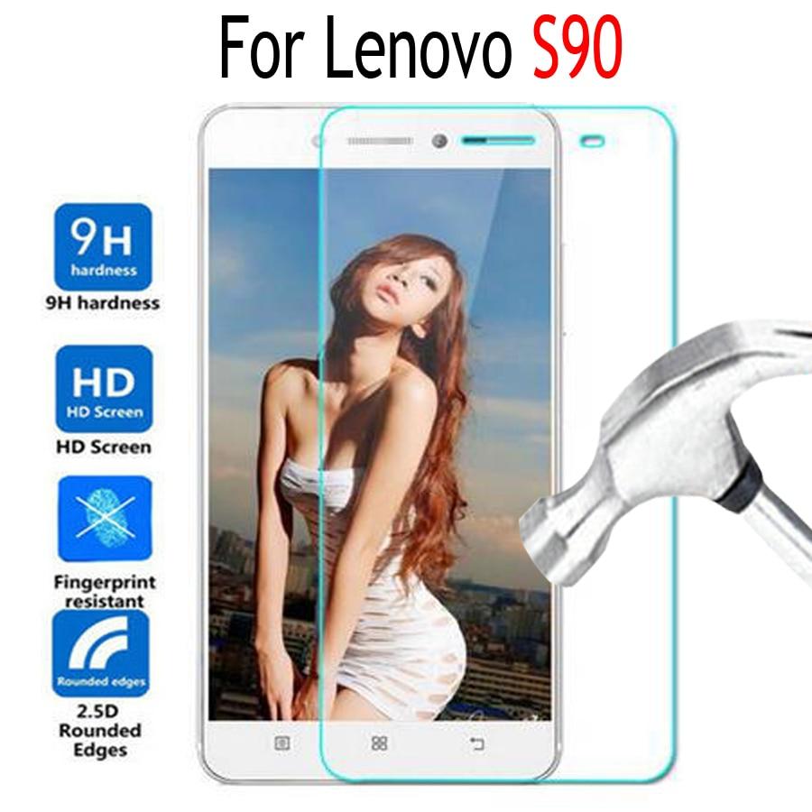 Tempered Glass Film For Lenovo Sisley S90 Lenovo S90 Screen Protector Cover For Lenovo S939 A938T S 939 Protective Film Case