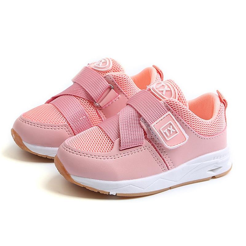 577d11bda Mudibear Criança Crianças Sapatos Para Bebê Meninos Meninas Sapatilha Crianças  Sapato Casual Malha Respirável Primavera Outono