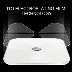 Image 4 - T6 גוף שומן סולמות רצפה מדעי אלקטרוני LED דיגיטלי משקל אמבטיה ביתי איזון Bluetooth APP אנדרואיד או IOS