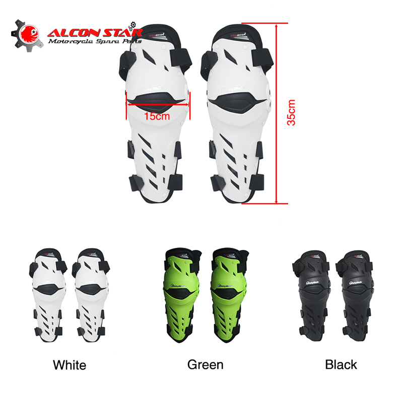 Alconstar- Motorcycle Racing Protective Knee Guard Gear Motocross Offroad MX Knee pad Knee Protector Motor Bike Knee Gear Racing hot sales motorcycle racing protective guard gear knee pad knee protector motor bike knee gear scoyco k12