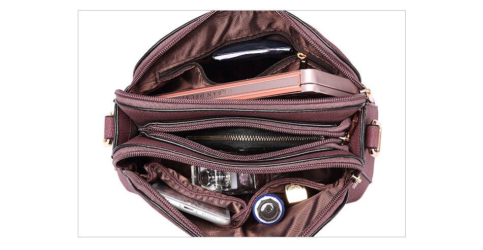 Lovevook bolsa feminina ombro crossbody saco feminino