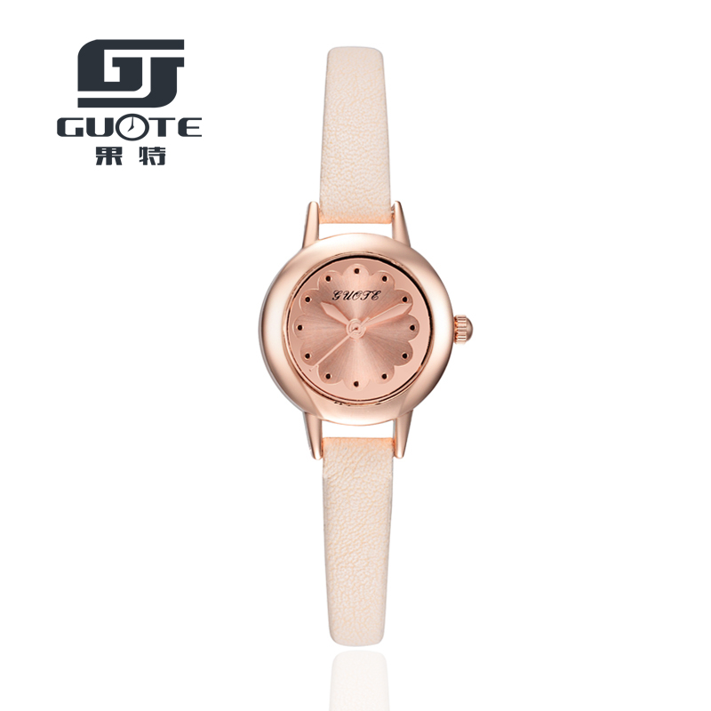 Hot Sale Guote Luxury Quartz Women Watch Ladies Leather Wrist Watches Fashion Casual Quartz-Watch Small Dial Wristwatch Relojes fashion leather watches for women analog watches elegant casual major wristwatch clock small dial mini hot sale wholesale