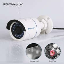 1080P POE IP Camera w/Audio Sound Record