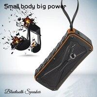 YTOM Top Quality IPX6 Waterproof Portable Bluetooth Speaker Wireless Outdoor Mini Column Box Loudspeaker Speaker For