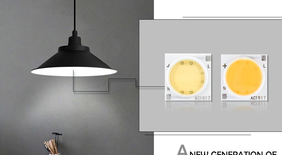 COB LED Chip lamp Matrix (1)