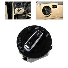 New 4F1941431E Headlight Switch For AUDI A6 S6 C6 RS6 A6 Allroad Quattro A3 Q7 window headlight mirror switch button for audi a6 s6 c6 rs6 a6 allroad quattro a3 q7 4f1 959 855 10166