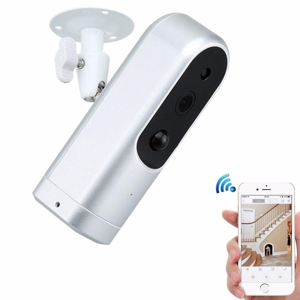 Wireless WiFi Video Door Phone Intercom Doorbell Camera Phone Control 960P HD 1.3M Outdoor Camera IP Doorphone Alarm System P2P 2015 latest ip video intercom doorphone wireless wifi door camera with two way hands free calls