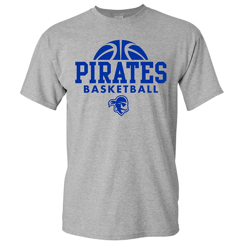 Shirt design online software - 2017 Summer T Shirt Novelty Tee Ncaa Basketball Hype Logo Team Color T Shirt College University T Shirt Design Software