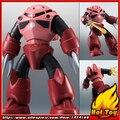 """Original BANDAI Tamashii Nations Robot Spirits No.206 Action Figure - MSM-07S Char's Z'Gok ver. A.N.I.M.E. """"Mobile Suit Gundam"""""""