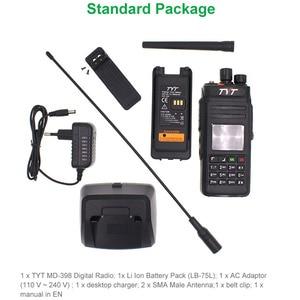 Image 5 - TYT Two Way Radio MD 398 VHF136 174MHz or UHF400 470MHz Walkie Talkie IP67 Waterproof DMR Digital Radio MD398 10W intercom