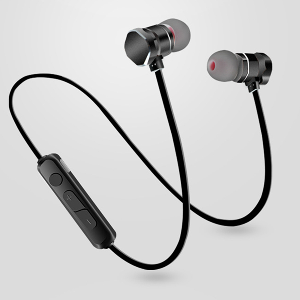 JRGK X3 Sports Bluetooth Earphone with Microphone Stereo Heavy Bass In-ear Wireless Headset Fone De Ouvido for iphone Xiaomi new earphone for apple iphone 6 5 samsung xiaomi with microphone 3 5mm jack bass in ear fone de ouvido headset earpods earpiece