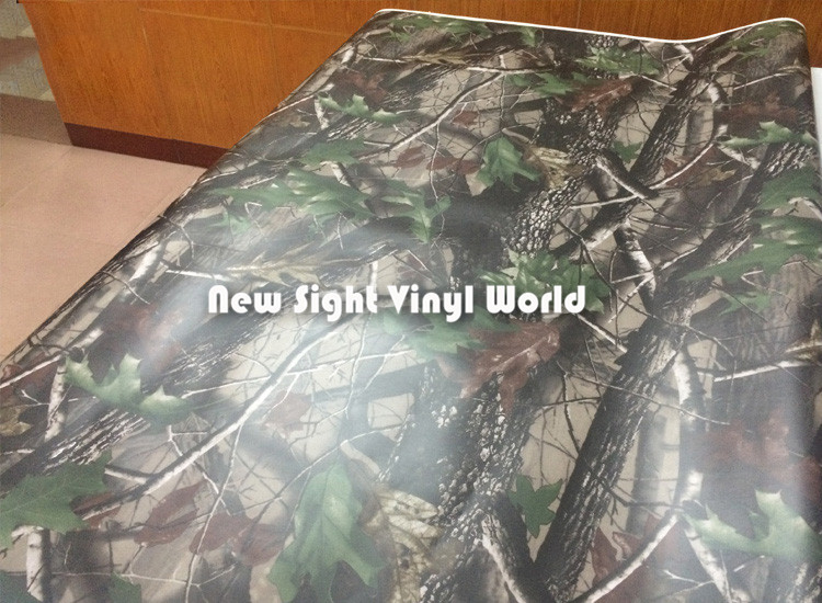 Camo Hunting Realtree Mossy Oak Vinyl Film Wrap Car Sticker Vinyl Decal For Truck Jeep Size:1.50*30m/Roll