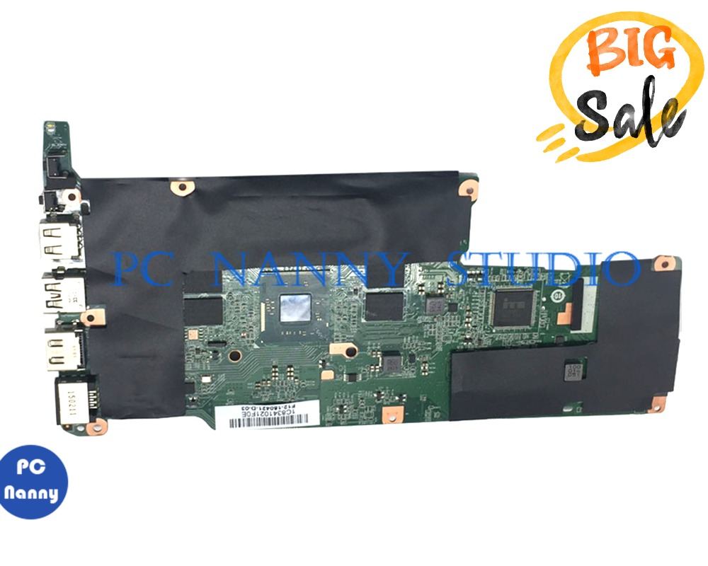 PANANNY BM5445 FOR Lenovo Yoga 300-11IBR Laptop System Motherboard N3540 4gb 5B20J08439 Tested