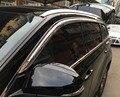 ABS хромированный Пластиковый оконный козырек тенты Защита от солнца и дождя автомобильные аксессуары для Toyota RAV4 RAV-4 2013-2016-2018 2019 автомобильны...