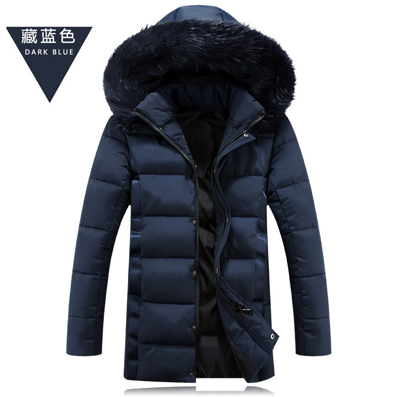 2017 Hot Selling Fashion Casual men's winter jacket men Coat Comfortable&High Quality Hooded men Jacket Plus Size 5XL Wholesale 2017 new hot selling fashion casual winter jacket men coat comfortable
