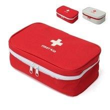 Portátil Grande Saco De Armazenamento Caixas de Pílula Caixa de Medicina Medicina Organizador Pill Caixas de Armazenamento Organizador Container Caixa Para Medicamentos