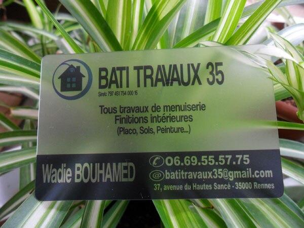Livraison Gratuite Conception Personnalisee Carte De Visite Impression Transparent 038mm Givre Pvc Nom Dans Cartes