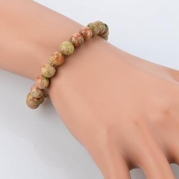 Bracelet Jaspe Paysage
