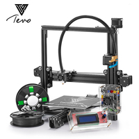 Hot Sale Imprimante 3D TEVO Tarantula I3 Aluminium Extrusion 3D Printer Kit Different Upgrade For Selection