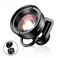 Phone Camera Lens,HD Optic Lens 100mm Macro 10x Super Lenses for iPhonex Xs Max Samsung s9 Smartphone