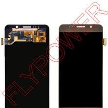 Untuk Samsung Untuk GALAXY Note 5 N9200 N920t N920p LCD Screen Display + Sentuh Digitizer Perakitan dengan pengiriman gratis