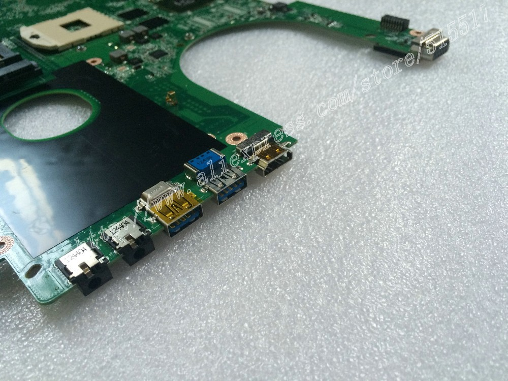 for Dell Inspiron 17R 5720 1040N 01040N CN-01040N motherboard 5