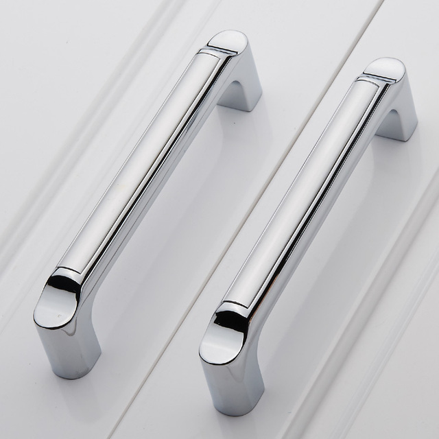 modern kitchen cabinets handles cc size 64mm zinc alloy cabinet handle cupboard drawer 23536