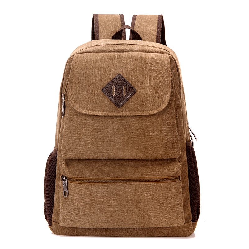 New Men Canvas Backpacks College Student School Backpack Bags for Teenagers Boy Vintage Mochila Casual Rucksack Travel Daypack msmo 2017 new kpop exo canvas backpack sacks women men student school bags for girl boy casual travel exo bags