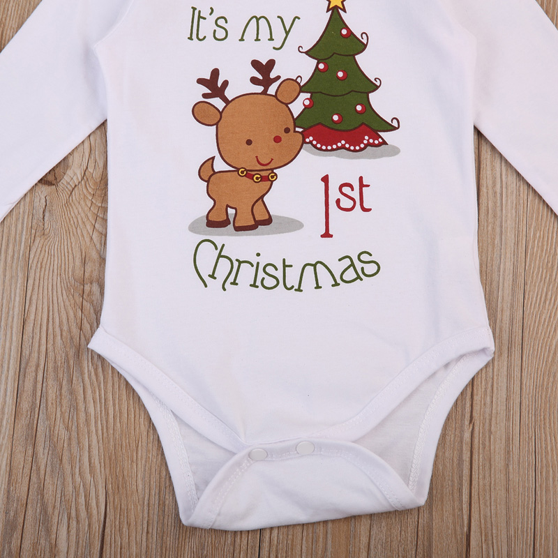 HTB1yk4LaekJL1JjSZFmq6Aw0XXaX christmas baby romper newborn infant baby boys girls cartoon deer Christmas tree print long sleeves romper autumn baby clothing