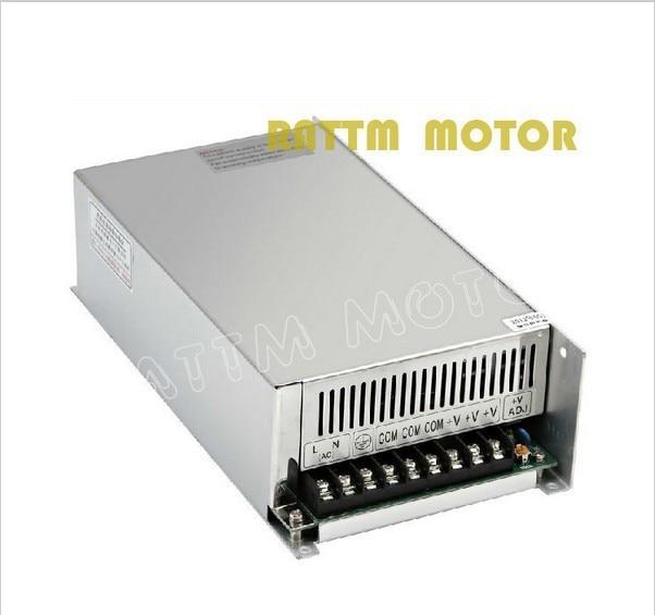 500W 36V interrupteur d'alimentation! CNC routeur unique sortie alimentation 500W 36V moussant moulin coupe Laser graveur Plasma