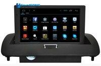 8 дюймов полный Сенсорный экран Android 4,4 автомобильный DVD gps специально для Volvo S40 C40 C70 V50 S60 2008 2012 с поддержкой Wi Fi 1024*600 HD Экран
