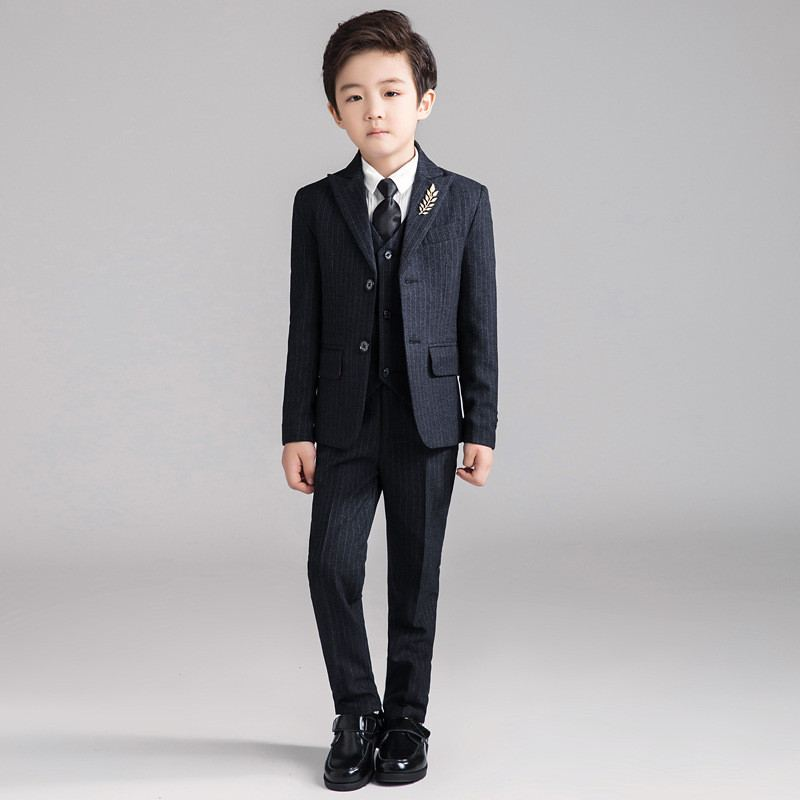 New Kids Boys Suit For Wedding Piano Party Teenage Boy Blazer+Vest+Pant+Tie+Shirt 4/5 Pcs Baby Boy Suits Formal Clothes Set Y108New Kids Boys Suit For Wedding Piano Party Teenage Boy Blazer+Vest+Pant+Tie+Shirt 4/5 Pcs Baby Boy Suits Formal Clothes Set Y108