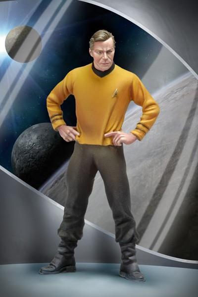 54mm--Captain Kirk