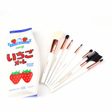 цена на Makeup Brushes Tool Set Cosmetic Powder Eye Shadow Foundation Blush Blending Beauty Make Up Brush