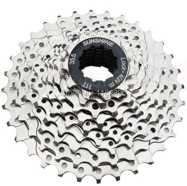 2015 Road / mountain bike / bicycle freewheel 11-32 diente cassette - Ciclismo