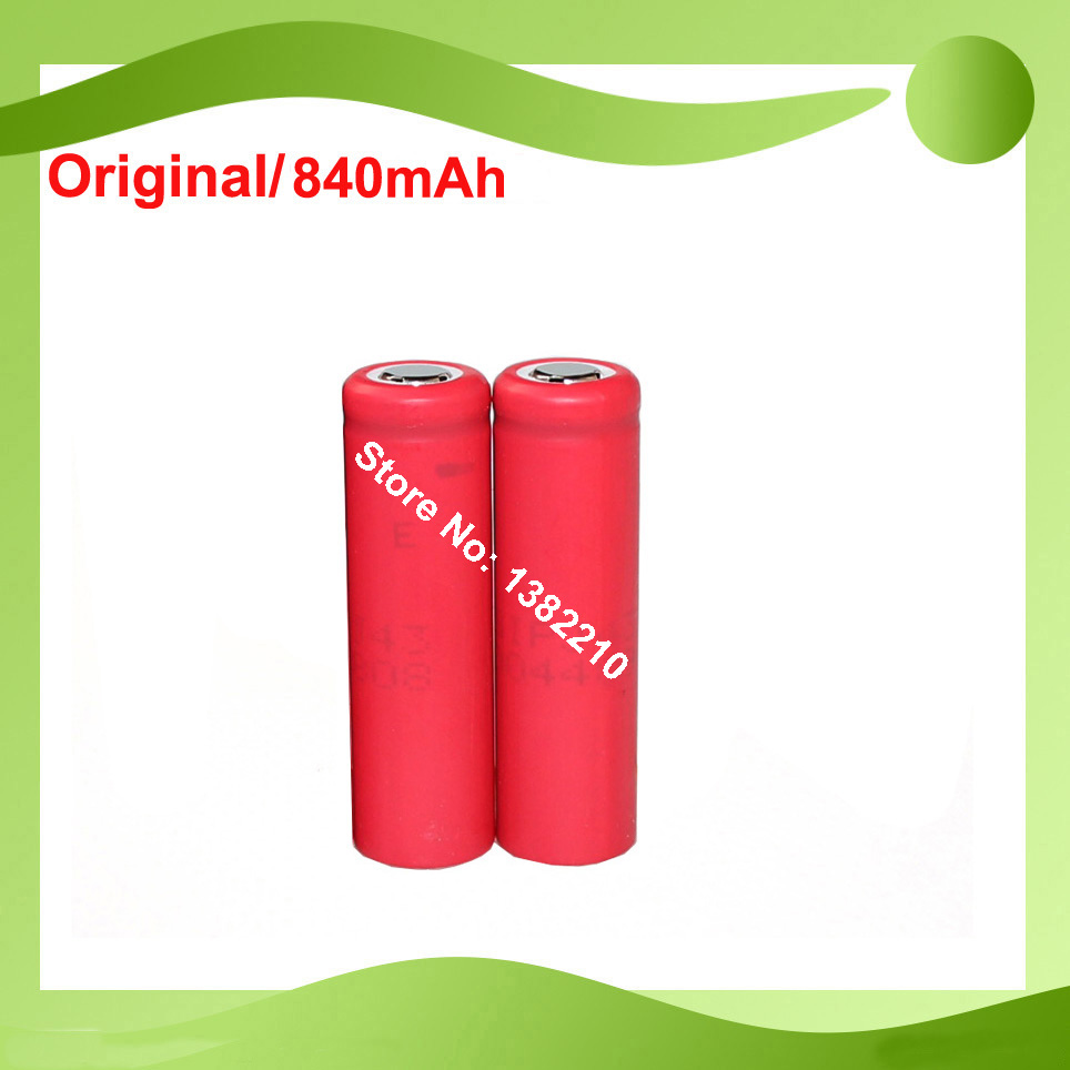 2pcs Lot Genuine High Quality 14500 37v 840mah Ur14500p Battery For Sanyo Eneloop Aa In Rechargeable Batteries From Consumer Electronics On Alibaba