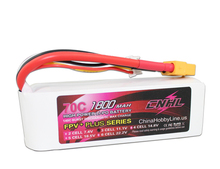 CNHL G+PLUS LI-PO 1800mAh 11.1V 70C(Max 140C) 3S Lipo Battery Pack for RC Hobby with free shipping