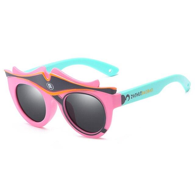 Silicone Frame Sunglasses  2