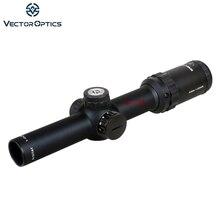 Векторная оптика Arbiter 1-4×24 SFP охотничий оптический прицел с подсветкой Red Dot Sight для тяжелых отдачи. 308 30-06 cal. Винтовки и пневматики