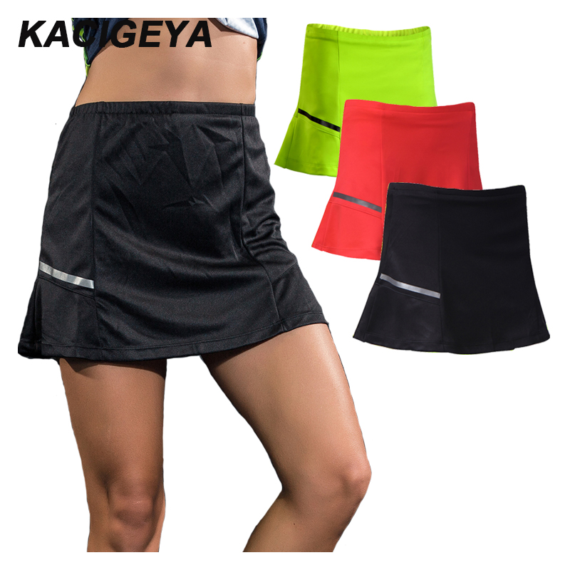 Skirt Shorts Sports Women Tennis Anti Exposure Short Gym Running Polyester Breathable Yoga Jogging Shorts Fitness 2018 Women