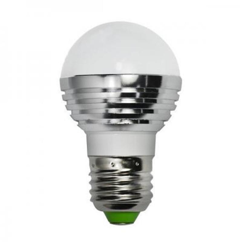 E27 RGB LED Bulb 17