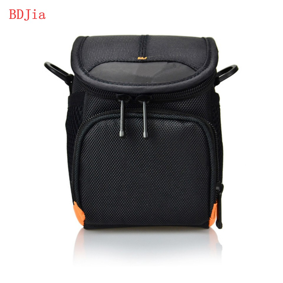 New Digital Camera Bag <font><b>Case</b></font> for <font><b>Canon</b></font> G5X G5XII <font><b>G1X</b></font> G1XII G1XIII G16 G15 With Strap and Logo image