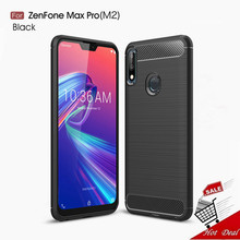 Asus Zenfone Max Pro (M2) Case Cover Silicone Shockproof Phone For ZB631KL Back