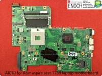 For Acer Aspire AIC70 Main Board REV 2 0 Acer 7739 Laptop Motherboard HM55 With Nvidia